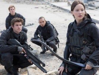 Trailer: The Hunger Games: Mockingjay Part 2