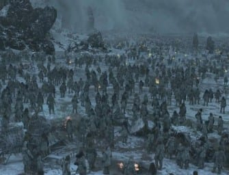 Clip des Tages: Game of Thrones – Die Schlacht von Hardhome (VFX-Breakdown)