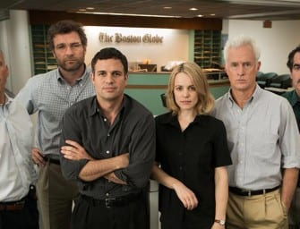 Trailer: Spotlight