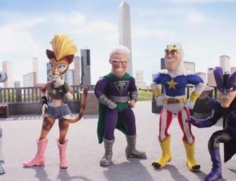 Trailer: SuperMansion