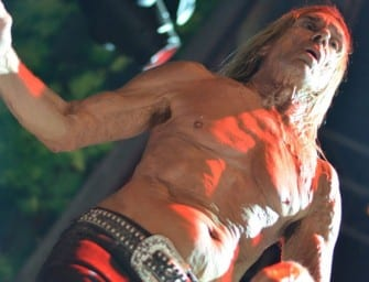 """Two Days A Week 2015:  """"Love and Music"""" mit Iggy Pop"""