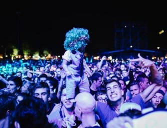 """Frequency Festival 2015: """"The Way To Madness"""" im Green Park"""