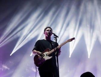 Frequency Festival 2015: Großartiger Auftakt mit alt-J
