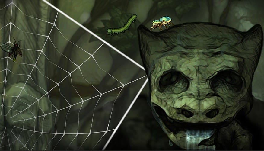 Spinnen Simulator