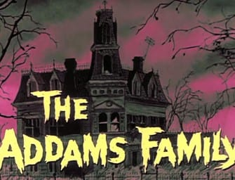 Clip des Tages: The Addams Family Intro – in Farbe