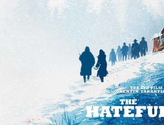 Trailer: The Hateful Eight (Teaser)