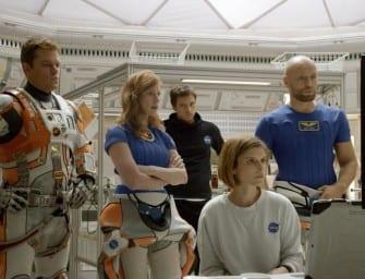 Kinostarts der Woche: Matt Damon am Mars und Hugh Jackman als Pirat