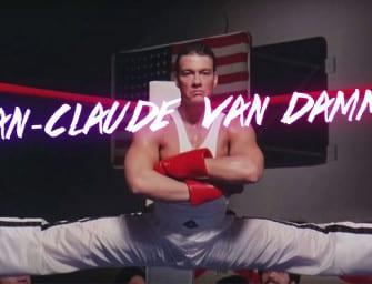 Clip des Tages: Jean-Claude Van Damme Kill Count