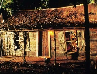 Clip des Tages: Das perfekte Horrorfilm-Haus