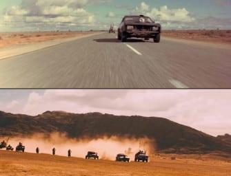 Clip des Tages: Mad Max Fury Road Vs. Mad Max Trilogie