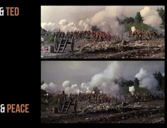 Clip des Tages: Filme, die Szenen aus anderen Filmen kopiert haben