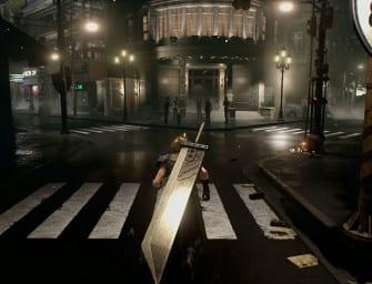Trailer: Final Fantasy VII Remake