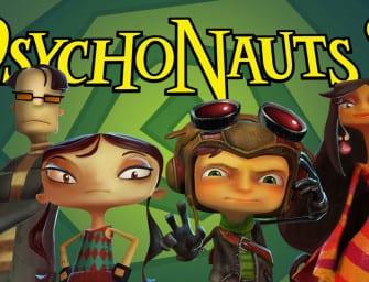 Trailer: Psychonauts 2