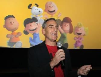 Interview mit Jean Schulz und Steve Martino zu Die Peanuts