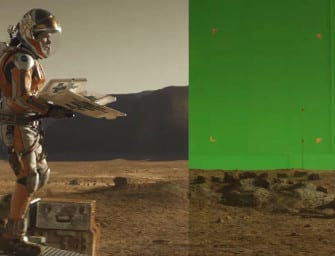 Clip des Tages: Visuelle Effekte in The Martian (VFX Breakdown)