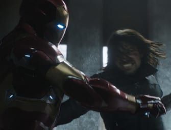 Trailer: Captain America: Civil War (#2)
