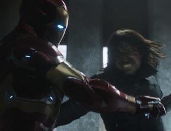 Trailer: Captain America: Civil War (#2)