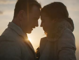 Trailer: The Light Between The Oceans