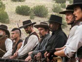 Trailer: The Magnificent Seven (Teaser)