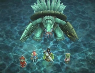 Clip des Tages: I am Setsuna (Gameplay)