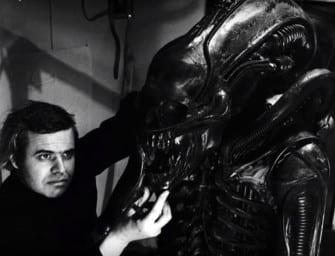 Clip des Tages: H.R. Gigers Alien