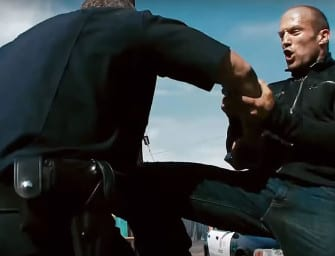 Clip des Tages: Jeder Jason Statham-Tritt