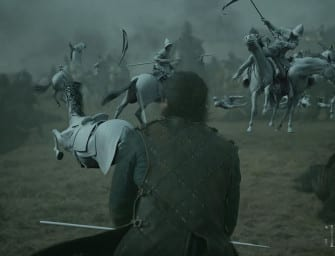 Clip des Tages: Game of Thrones – Battle of the Bastards (VFX Breakdown)