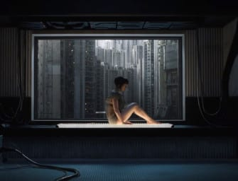 Trailer: Ghost in the Shell (2017) – Die 5 Teaser