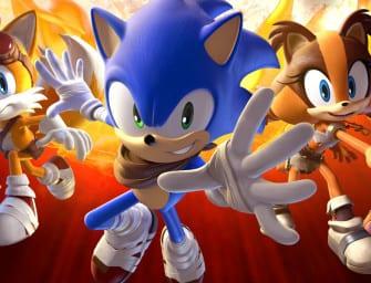 Sonic Boom: Ice & Fire