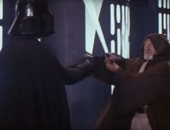 Clip des Tages: Der originale Star Wars-Trailer