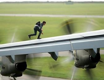 """Clip des Tages: Jede einzelne """"Tom Cruise läuft"""" Szene"""