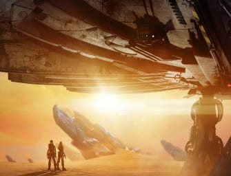Trailer: Valerian and the City of a Thousand Planets