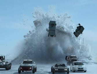 Trailer: The Fate of the Furious