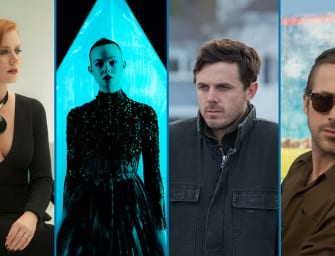 Jahrescharts der Redaktion 2016: Film (Teil 1)