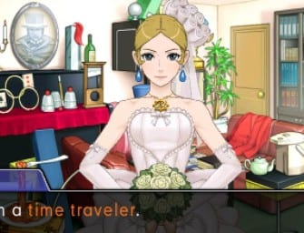 Phoenix Wright: Ace Attorney – Spirit of Justice: Turnabout Time Traveller