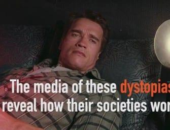 Clip des Tages: Paul Verhoevens Massenmedien