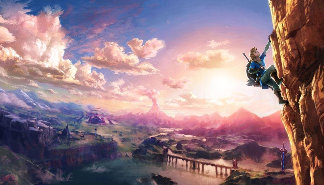 Clip Des Tages The Legend Of Zelda Breath Of The Wild