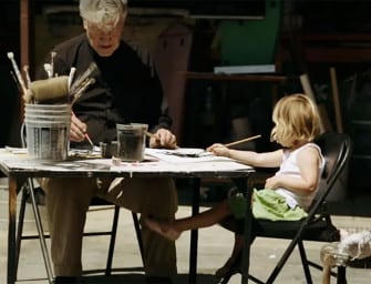 Trailer: David Lynch – The Art Life