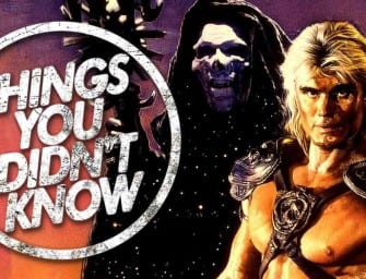 Clip des Tages: Die 7 interessantesten Fakten zu Masters of the Universe
