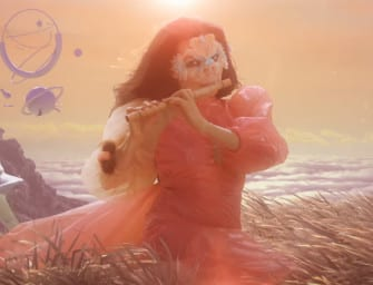 Clip des Tages: Björk – The Gate