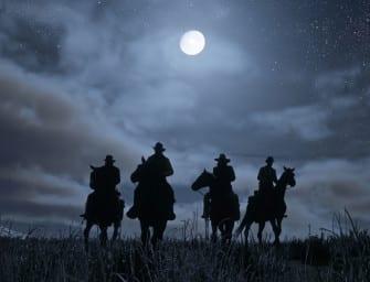 Trailer: Red Dead Redemption 2 (#2)