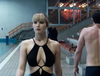 Trailer: Red Sparrow