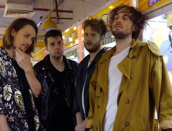Clip des Tages: Farewell Dear Ghost – Hollywood Dreaming