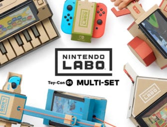 Trailer: Nintendo Labo