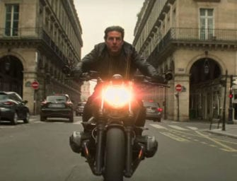 Trailer: Mission: Impossible – Fallout