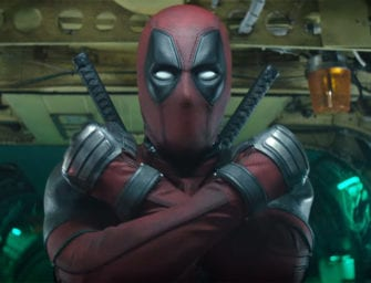 Trailer: Deadpool 2 (#2)