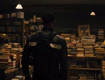 Trailer: Fahrenheit 451