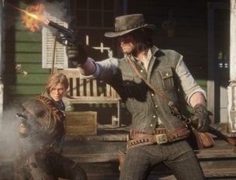 Trailer: Red Dead Redemption 2 (#3)