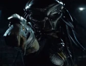 Trailer: The Predator (Teaser)