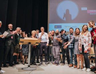 Festival der Nationen 2018 – Preisverleihung